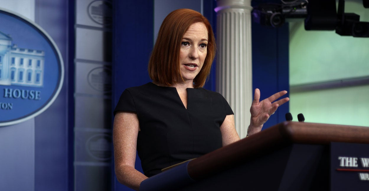 White House works with Facebook to flag 'misinformation', says Psaki