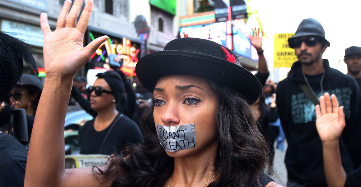 'I Can't Breathe': No Federal Charges for NYPD After Eric Garner's Death