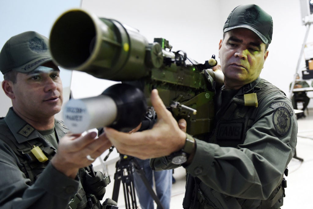 Maduro's Missiles Pose a Terrorist Threat to the US, Experts Say