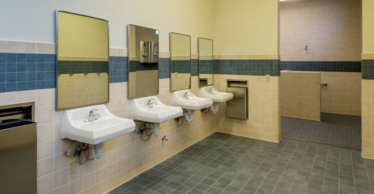 My Girls New Bathroom: 'My Privacy Is Being Invaded': High School Girl Reacts To