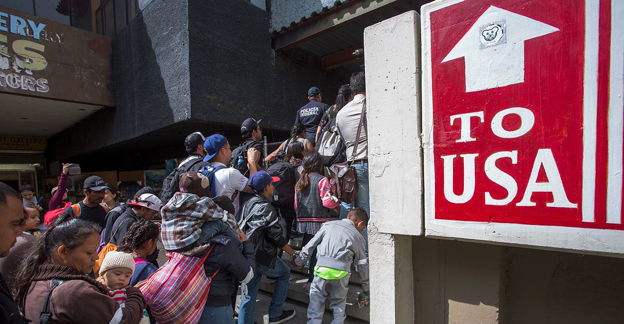 Dysfunctional Immigration Courts Cited for Growing Asylum Crisis