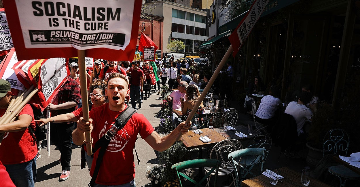 Young People Might Reject Socialism If They Knew These Facts