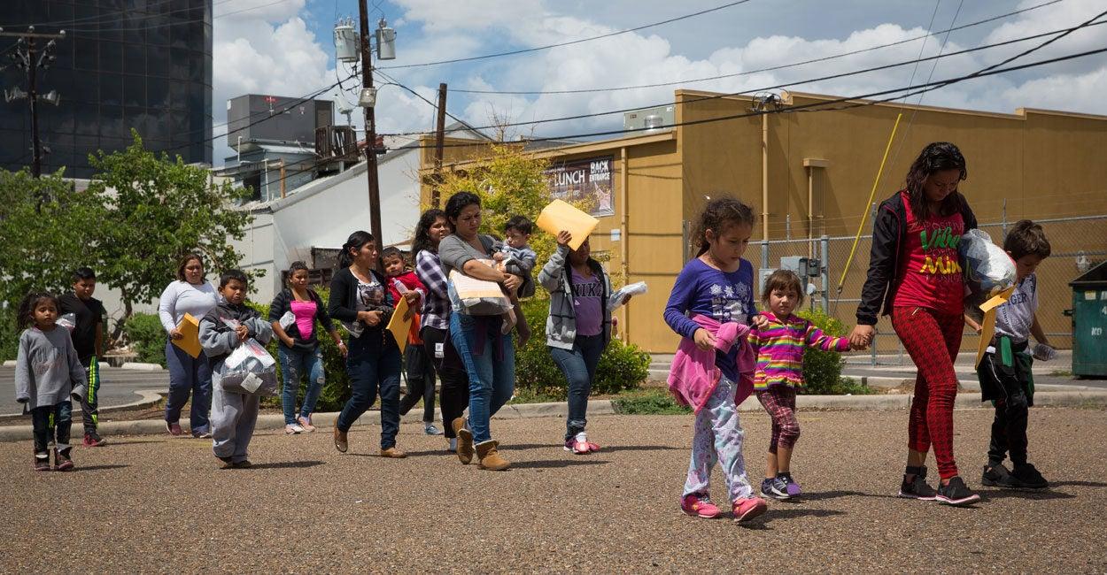 Judge Derails Trump Plan for Indefinite Detention of Illegal Immigrants