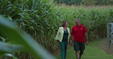 Cynthia and Robert Gifford, owners of Liberty Ridge Farm in upstate New York, appeal a judge's decision that found them guilty of discriminating against a couple based on their sexual orientation. (Photo: Daily Signal/Patchbay Media)