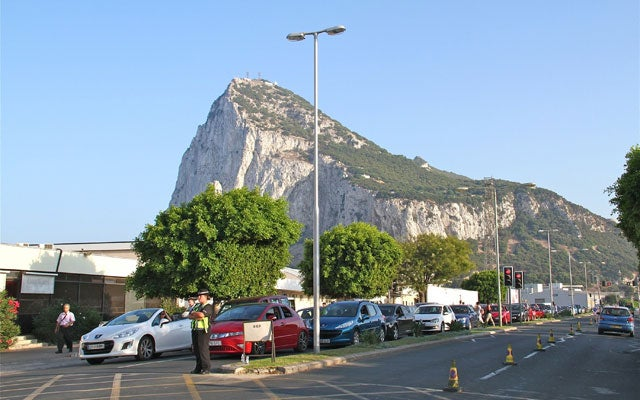 Gibraltar (Donovan Torres/ZUMA Press/Newscom)