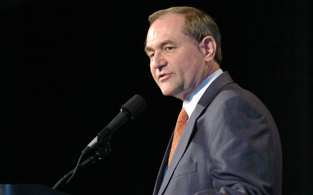 Jim Gilmore. (Photo: Kim Morris/ZUMA Press/Newscom)