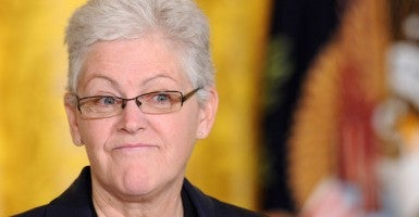Environmental Protection Agency Administrator Gina McCarthy. (Photo: Olivier Douliery/MCT/Newscom)