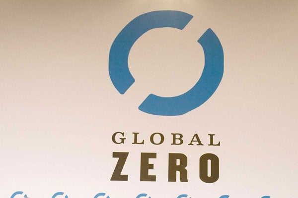 Global Zero, Nuclear Disarmament push
