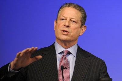 Al Gore at Copenhagen