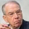 Sen. Chuck Grassley, chairman of the Judiciary Committee, says he's following past precedent when it comes to judicial nominees. (Photo: Ron Sachs/Zuma Press/Newscom)