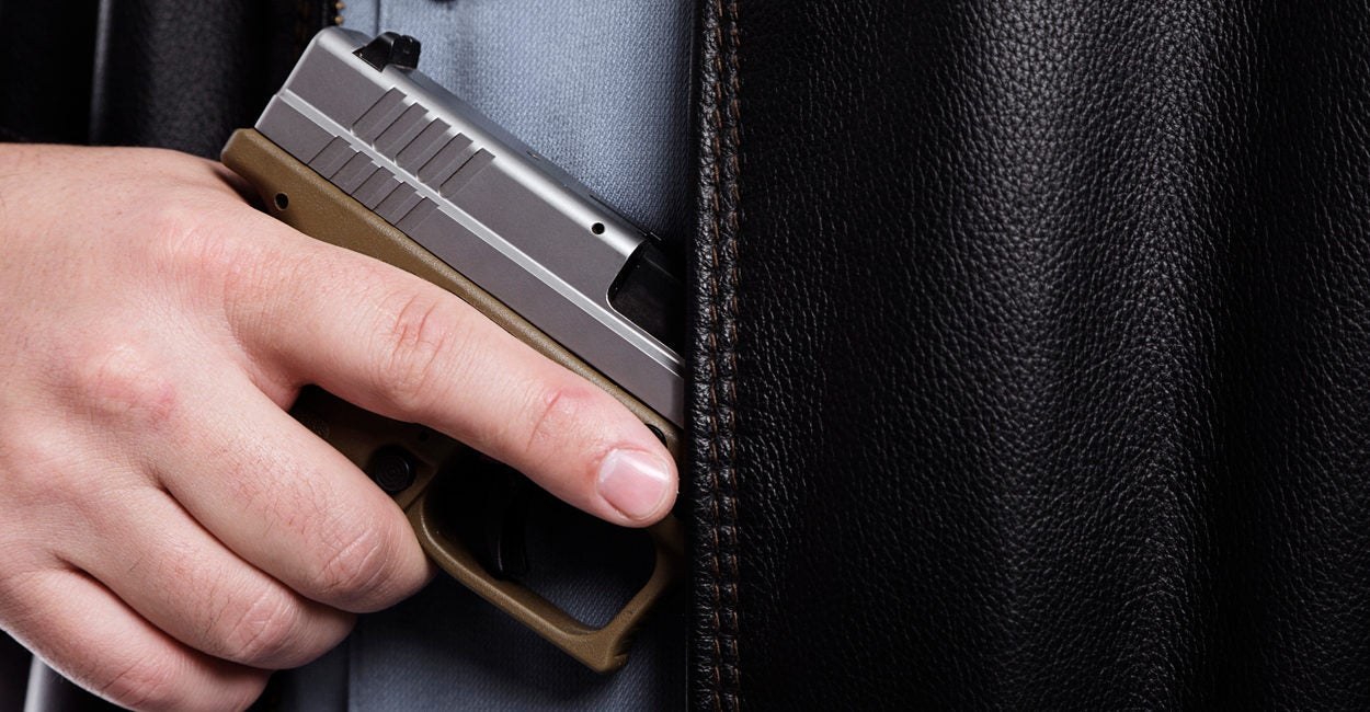 New Cases of Armed Citizens Stopping Criminals in February