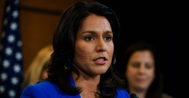 Rep. Tulsi Gabbard, D-Hawaii (Photo: Bill Clark/CQ Roll Call/Newscom)
