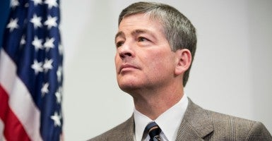 House Financial Services Committee Chairman Jeb Hensarling wants to shut down the Ex-Im Bank. (Photo: Bill Clark/CQ Roll Call/Newscom)