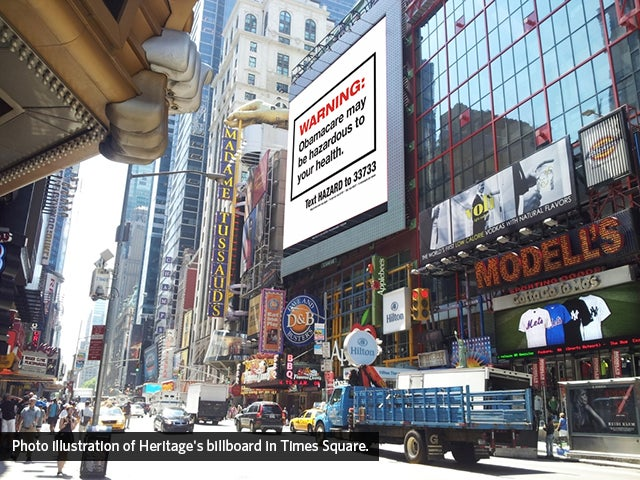 Times Square Billboard
