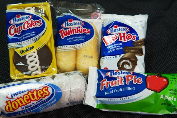 Hostess-cakes