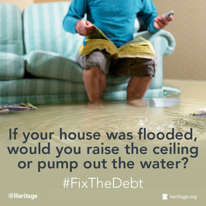 House Flooding - Fix the Debt