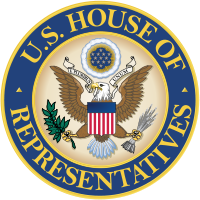 Unofficial Seal of the US House of Representatives