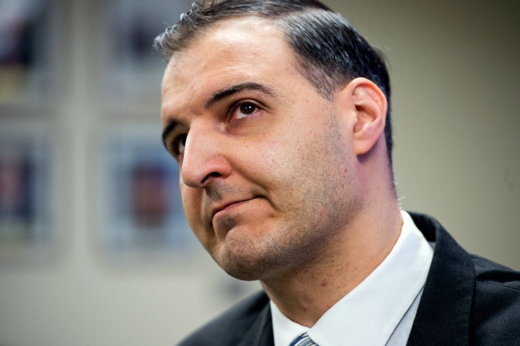 George Selim leads a new Homeland Security office meant to engage Muslim communities across the U.S. (Photo/Tom Williams/CQ Roll Call/Newscom)