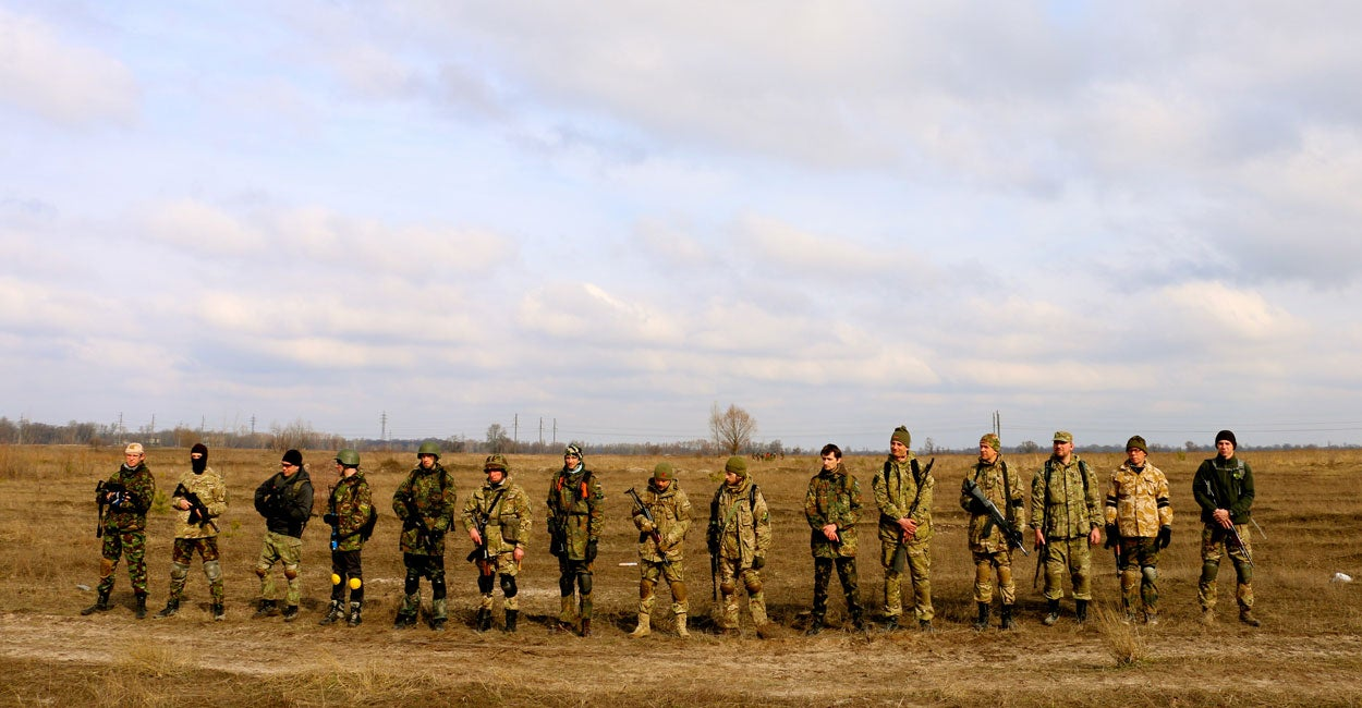 More than a thousand veterans of the operation of the Ukrainian Armed Forces in the Donbass committed suicide
