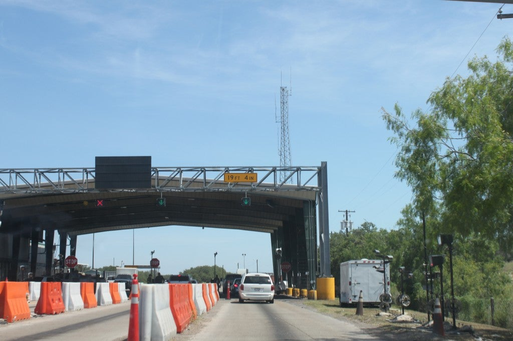 Brooks County_Falfurrias Checkpoint