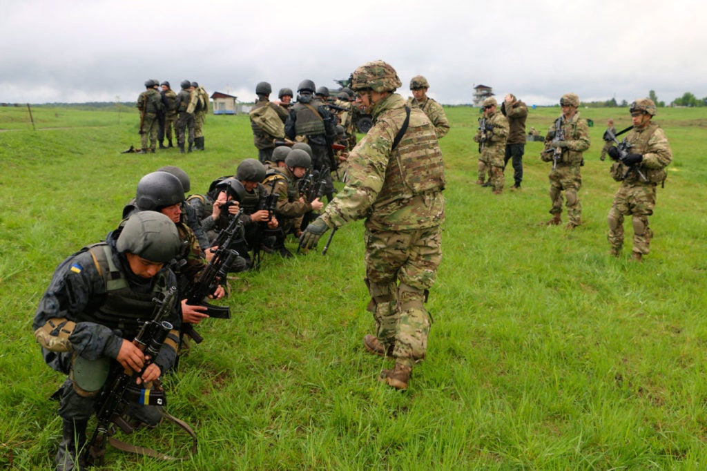After 4 Years of a Frozen Conflict, Ukrainians Slowly Retake Ground From Russian Forces