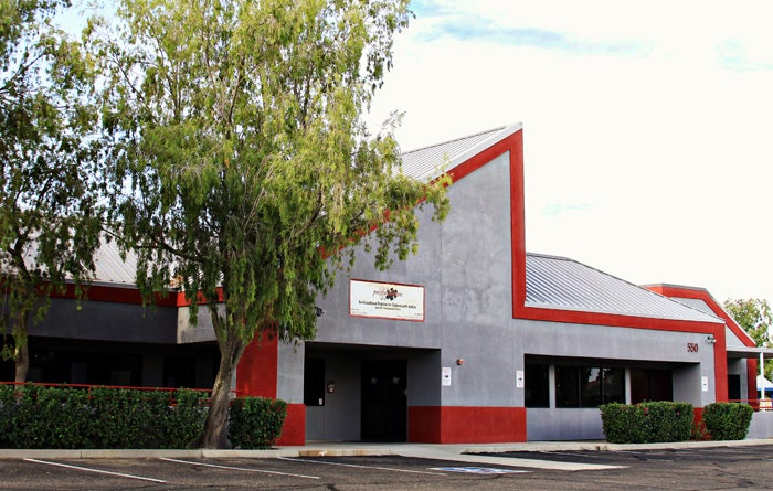 Pieceful Solutions' campus in Chandler, Ariz. (Photo: Pieceful Solutions)