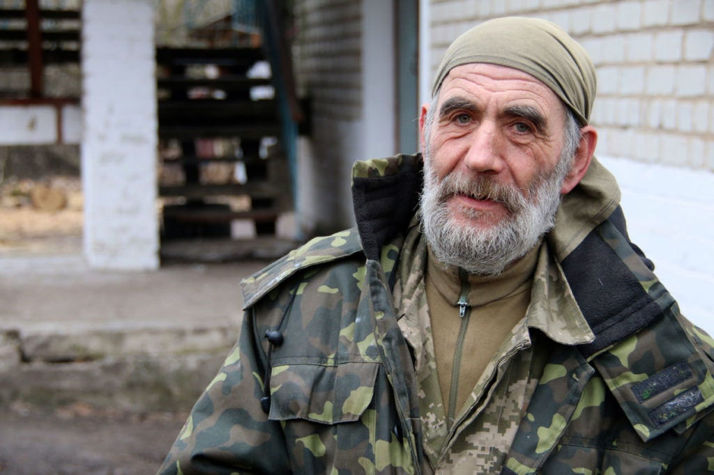 'Harder for Me to Live Under the USSR Than to Be in the War': Old Ukrainian Soldiers Remember Communism