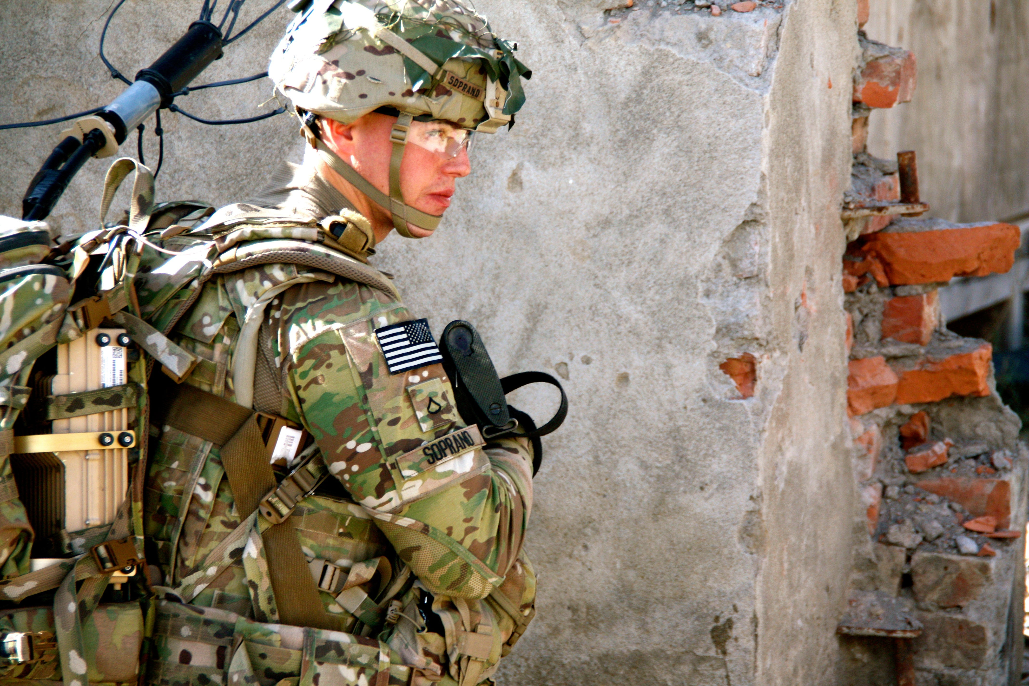 Less than 8 percent of the U.S. population has served in the armed forces.