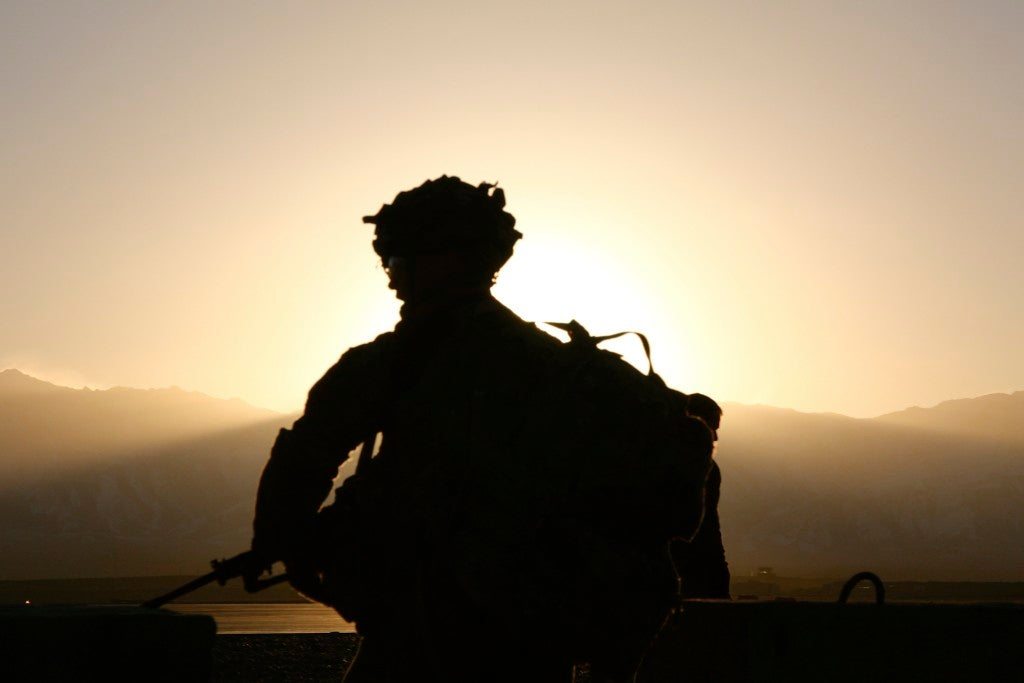 More than 2,300 U.S. military personnel have died in Afghanistan since 2001. (Photo: Nolan Peterson/The Daily Signal)