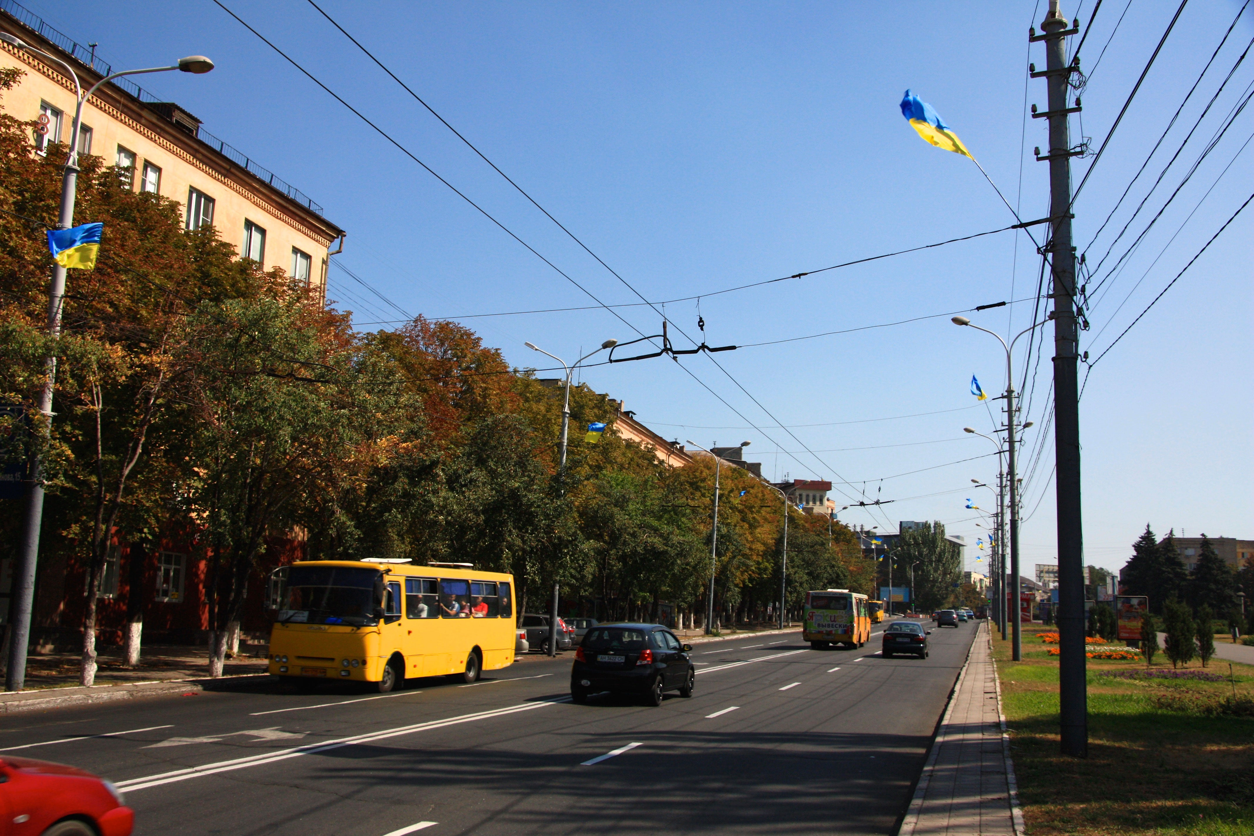 Taxi Mariupol: a selection of sites