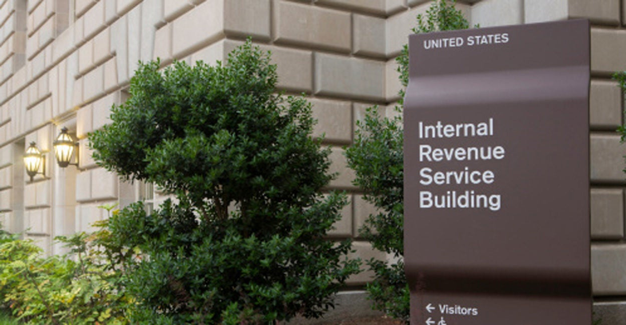 Trump Signs Law Making It Harder for IRS to Seize Money From Americans
