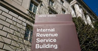 Allegations surrounding the IRS targeting issue surfaced in 2013 when it was revealed the IRS was targeting conservative organizations applying for tax-exempt status. (Kris Tripplaar/Sipa USA/Newscom).