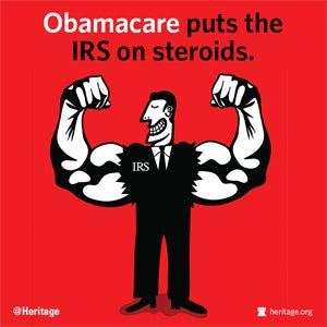 IRS on<br /> Steroids