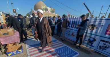 Iran Conflict 2021