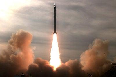Iran's improved Sejil 2 medium-range missile