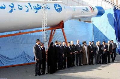 Iran Rocket