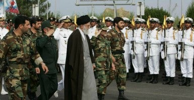 Ali Hosseini Khamenei is the second and current Supreme Leader of Iran. (Photo: AY-COLLECTION/SIPA/Newscom)