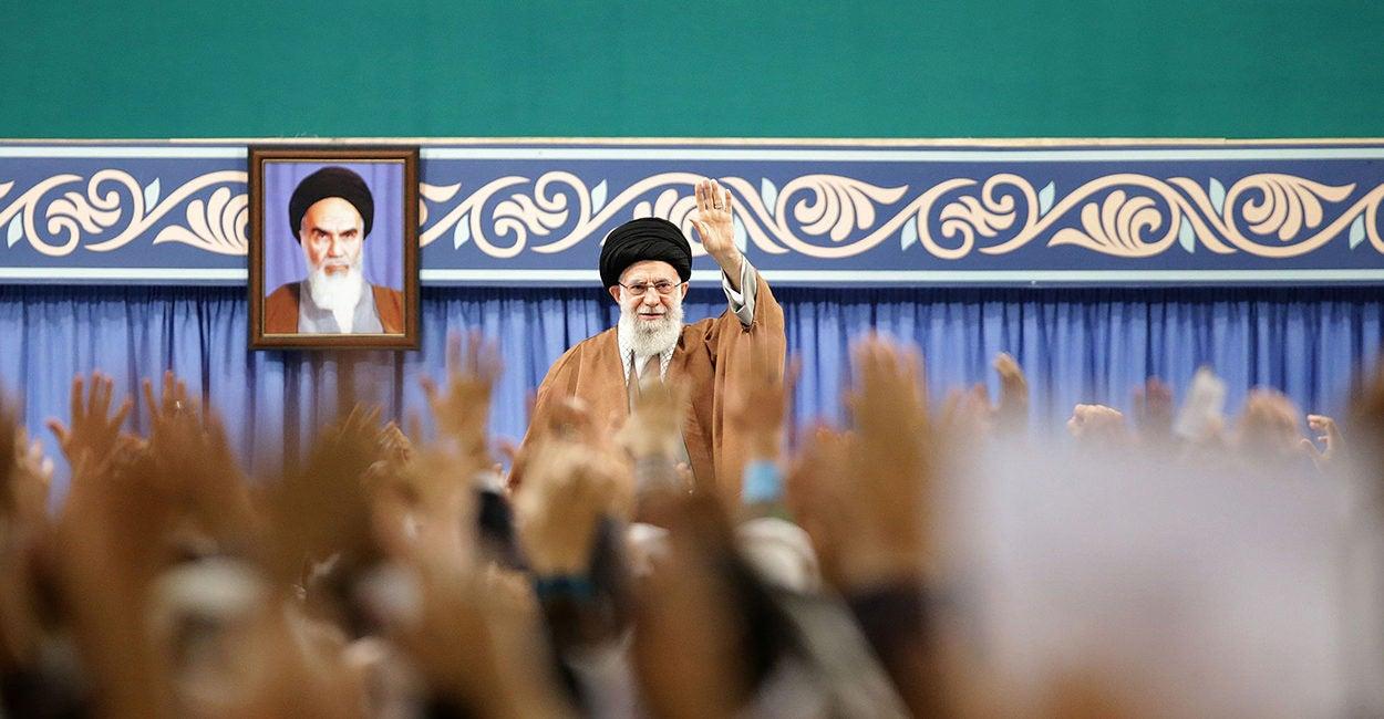 Iran Suleimani protests public opinion