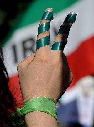 Iran_Green100127