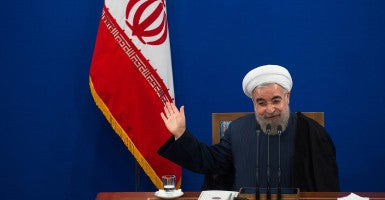 Could Iran and North Korea become best friends? (Photo: AliMohammadi/Upi/Newscom)