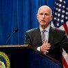 California Governor Jerry Brown. (Photo: John G. Mabanglo/EPA/Newscom)