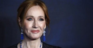 J.K. Rowling Maya Forstater and transgenderism