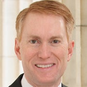 Portrait of Sen. James Lankford