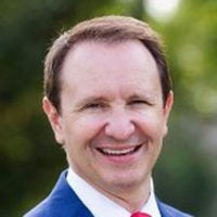 Portrait of Jeff Landry