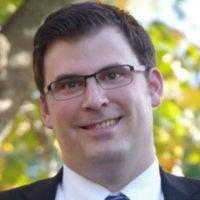Portrait of Jeremy Cady