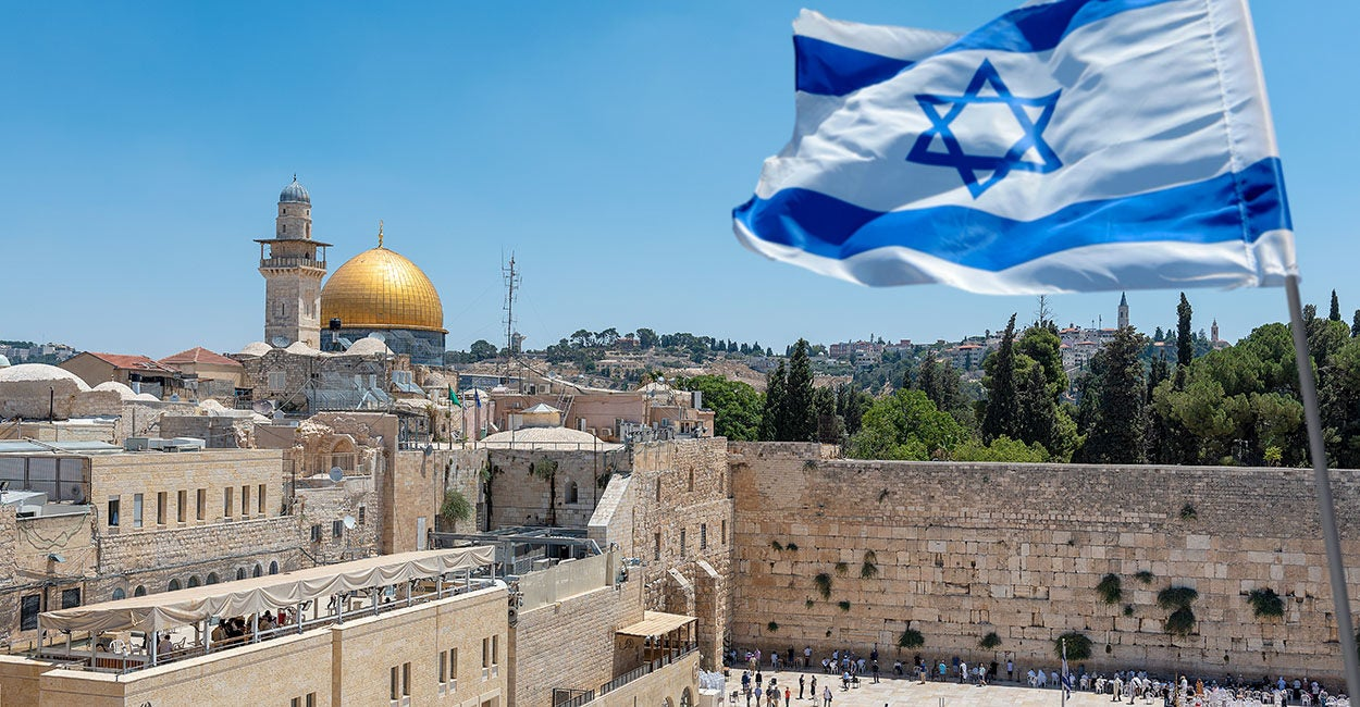 Israel Has a Right to Its Ancient Land