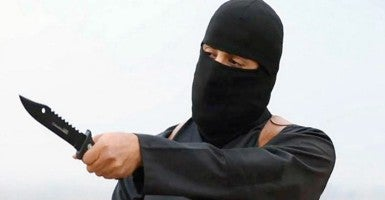 "The U.S. believes it killed Mohammed Emwazi, better known as ""Jihadi John.""(Photo: Ropi/ZUMA Press/Newscom)"
