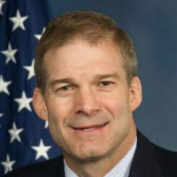 Portrait of Rep. Jim Jordan