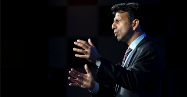 Louisiana Gov. Bobby Jindal (RICK WILKING/REUTERS/Newscom)