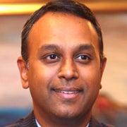 Portrait of Joel Anand Samy